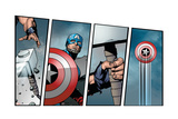 Avengers Assemble Style Guide: Thor  Captain America