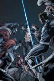 Dark X-Men No 5: X-Man  Mystique  Mimic  Dark Beast  Omega