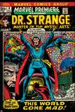Marvel Comics Retro Style Guide: Dr Strange