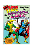 Marvel Comics Retro Style Guide: Thor  Loki