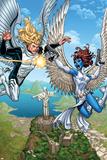 Wolverine and The X-Men No 20: Angel  Mystique
