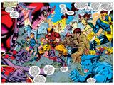 X-Men Forever Alpha No 1: X-Men No 2: Psylocke  Wolverine  Gambit  Cyclops  Rogue  Beast