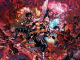 X-Men: Hellbound No 1: Cannonball  Gambit  Northstar  Pixie
