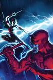 Marvel Extreme Style Guide: Daredevil  Elektra