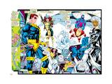 X-Men Forever Alpha No 1: X-Men No 1: Cyclops  Rogue  Storm  Archangel  Colossus  Iceman