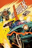 Red She-Hulk No 63: She-Hulk  Machine Man