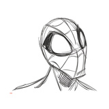 Ultimate SpiderMan - Animation 2014 Storyboard Sketches