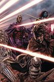 X-Men: Legacy No 222: Gambit  Magneto  Cerebra