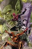 Superior Spider-Man Team-Up No 10: Punisher  Spider-Man  Daredevil  Green Goblin