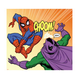 Ultimate Spider-Man Style Guide: Spider-Man  Prowler