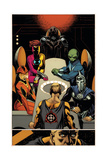 New Avengers No 16: Sun God  Boundless  Doctor Spectrum  The Rider  The Jovian  The Norn