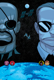 Secret Avengers No 2: Nick Fury  Agent Phil Coulson  Hawkeye  Black Widow  Spider Woman  MODOK