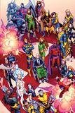 X-Men No 41: Cyclops  Frost  Emma  Magneto  Magik  Jubilee  Wolverine  Gambit  Summers