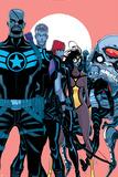 Secret Avengers No 1: Nick Fury  Hawkeye  Black Widow  Spider Woman  Agent Phil Coulson  MODOK