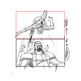 Ultimate SpiderMan - 2014 Storyboard Sequences