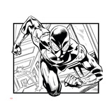 Ultimate Spider-Man Style Guide: Iron Spider-Man
