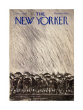 The New Yorker Cover - November 8  1969