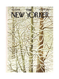 The New Yorker Cover - January 29  1966
