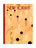 The New Yorker Cover - March 24  1962