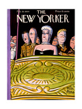 The New Yorker Cover - February 26  1944