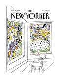The New Yorker Cover - February 28  1994