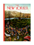 The New Yorker Cover - November 23  1940