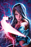X-Men: Sword of the Braddocks No 1: Psylocke