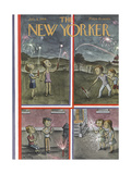 The New Yorker Cover - July 6  1940