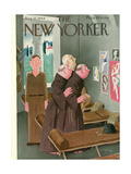 The New Yorker Cover - August 12  1944