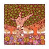 Frogspawn Trees  2010