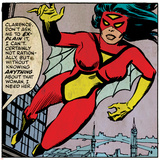 Marvel Comics Retro Style Guide: Spider Woman