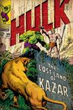 Marvel Comics Retro Style Guide: Hulk  Ka-Zar