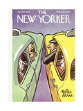 The New Yorker Cover - April 27  1963