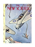 The New Yorker Cover - July 17  1943