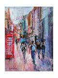 Rainy Day  Carnaby Street