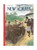 The New Yorker Cover - May 27  1944
