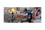 Avengers Assemble Style Guide: Captain America