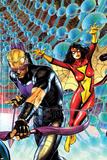 Avengers No 33: Hawkeye  Spider Woman