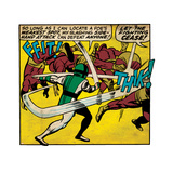 Marvel Comics Retro Style Guide: Karnak