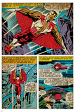 Marvel Comics Retro Style Guide: Falcon