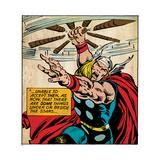 Marvel Comics Retro Style Guide: Thor