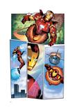 Avengers Assemble Style Guide: Iron Man