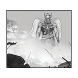 Avengers Assemble - 2014 Pencil Panel Art