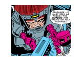 Marvel Comics MODOK - Panel Art