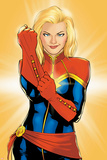 Captain Marvel No 1: Captain Marvel