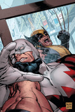 Alpha Fight No 7: Guardian  Wolverine