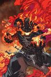 Inhumans No 2: Inferno