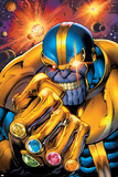 Avengers Assemble No 7: Thanos