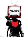 Hawkeye No 17: Hawkeye