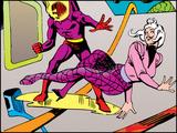 Marvel Comics Dormammu - Panel Art